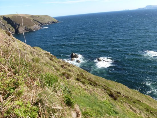 Belmullet, Irland: Cliff walk