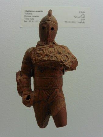 National Archaeology Museum : Rabat, Marocco