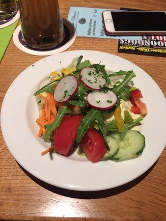 Hilden, Niemcy: Salada