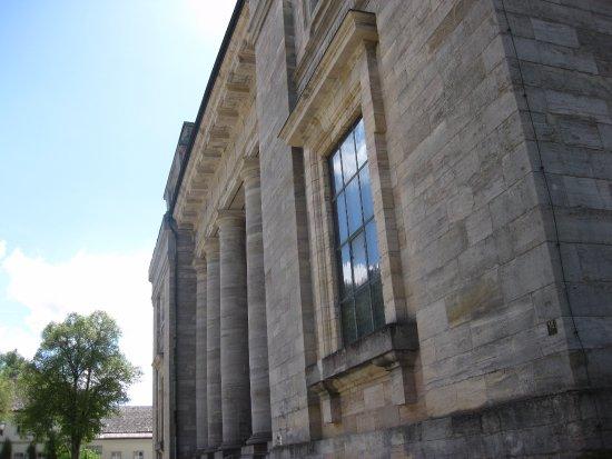 Sankt Blasien, Tyskland: Dom St. Blasien