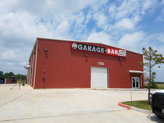 20170518 121853 Large Jpg Picture Of The Garage Alvin Tripadvisor