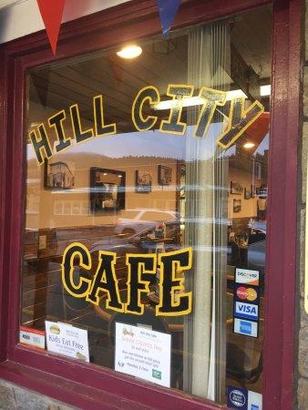 Hill City Cafe South Dakota Hours