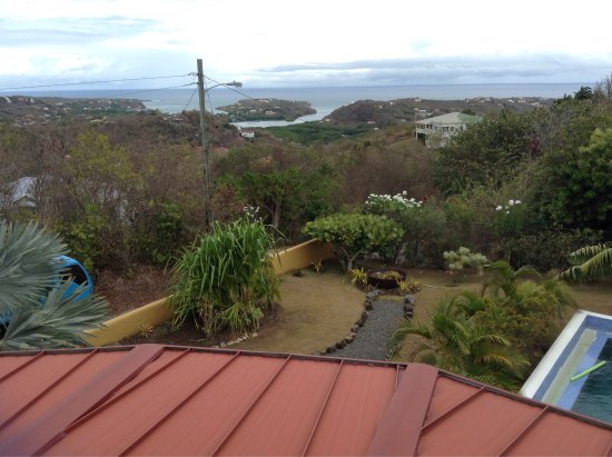 Petite Calivigny, Grenada: Views from the Tower