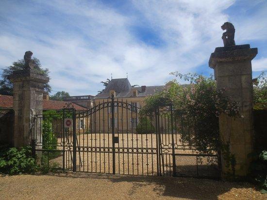 Cendrieux, ฝรั่งเศส: entrée