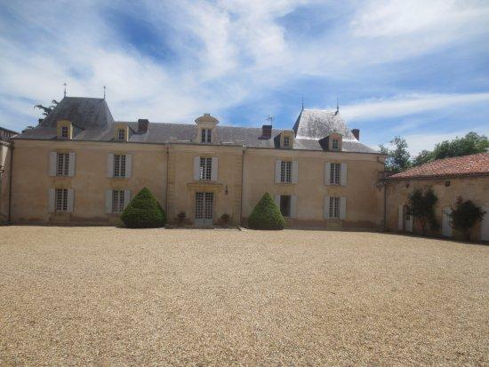 Cendrieux, ฝรั่งเศส: château