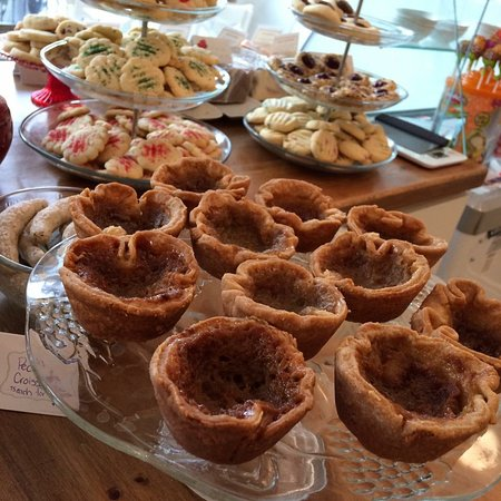 New Hamburg, Canada: Butter Tarts!