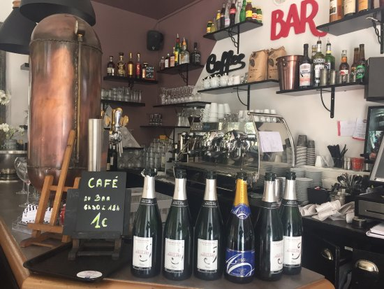 Levallois-Perret, فرنسا: Bistro Chez Fabien