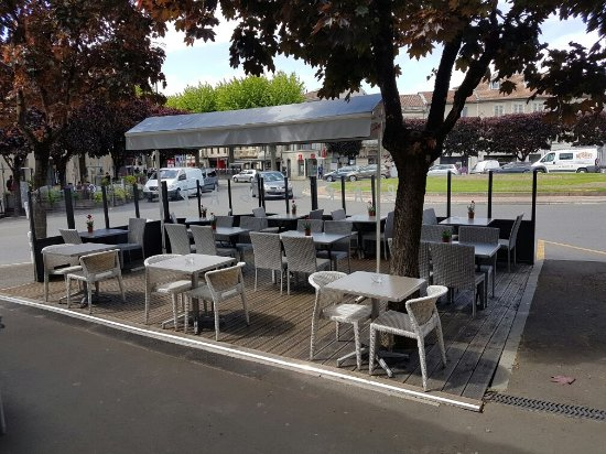 Auch, Frankreich: Le Verdun Brasserie