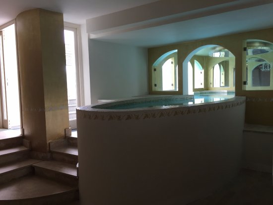 Hotel Villa Fraulo : Spa Area