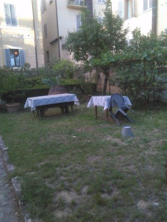 Villa Fiorita: giardino