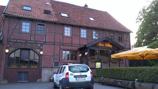Steinheim, Duitsland: Landgasthof Alter Krug