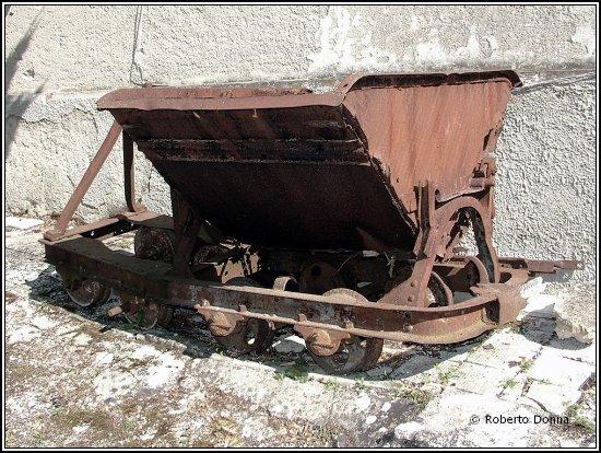 Sassoferrato, Italy: Cabernardi - Museo dello zolfo