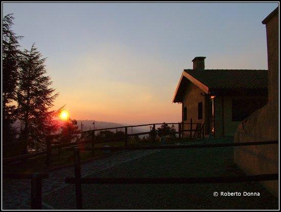 Gualdo Tadino, Italia: La terrazza di San Guido - esterno