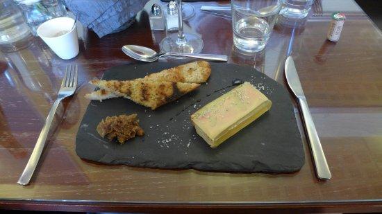 Saint-Jean-de-Maurienne, Francja: Foie gras frais