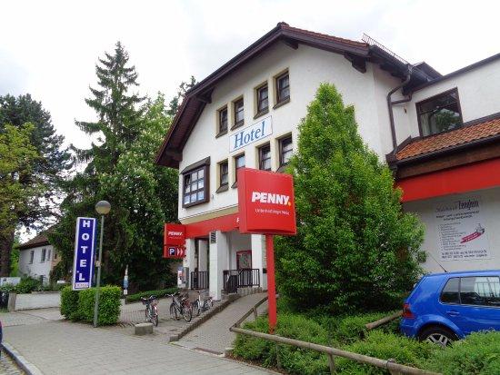 Унтерхахинге, Германия: Fachada