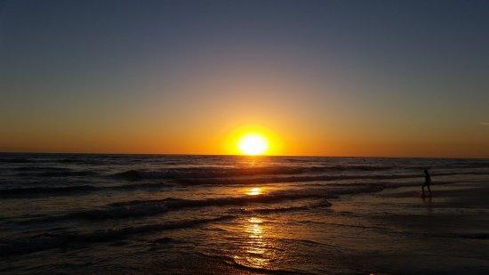 Encinitas, Kalifornia: Sunset