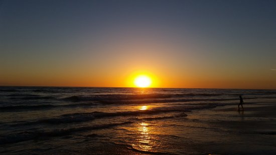 Encinitas, CA: Sunset