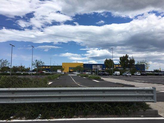 Vista Esterna Dellikea Catania Picture Of Ikea Catania Tripadvisor