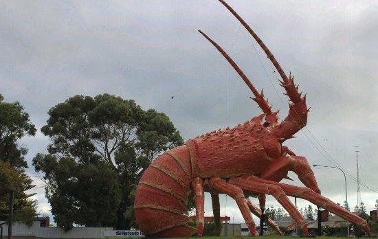 Kingston SE, Australien: The Big Lobster