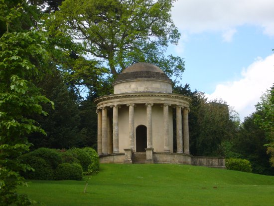 Buckingham, UK: The Temple of Ancient Virtue