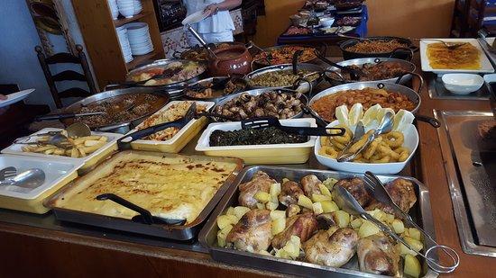 El Tiberi bufet gastronomía tradicional catalana: 20170521_132504_large.jpg