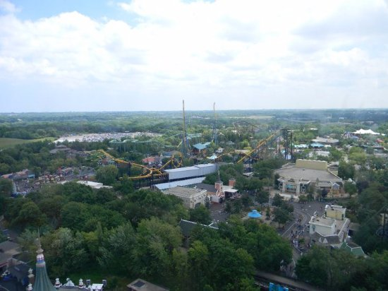 Gurnee, IL: six flags