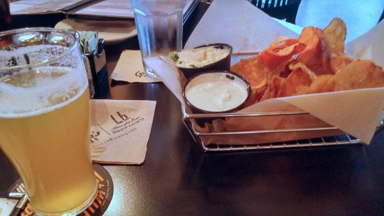 Hays, KS: Homemade Chips & Dip