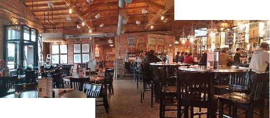 Hays, KS: Bar Area Dining