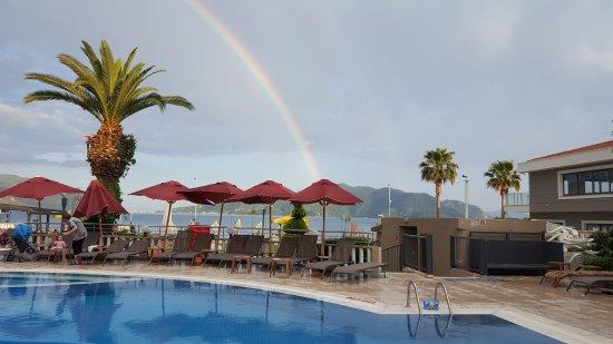Noa Hotels Nergis Beach Club 4 (Marmaris, Türkiye) - fotoğraf ve turizm yorumları