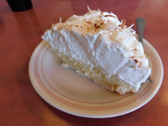 Beaver, UT: Coconut Cream Pie