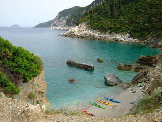 Glossa, Grecia: Skopelos coast