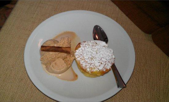 Invorio, Italia: tarte aux pommes