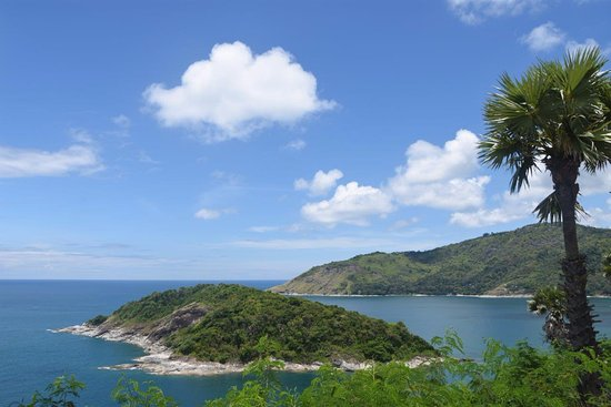 Rawai, Thailand: View from the cape