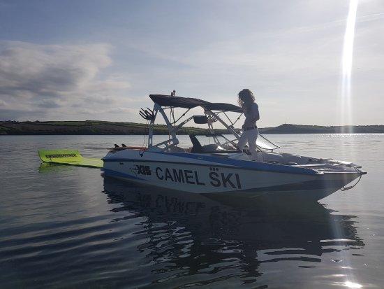Rock, UK: Skippered boat charter