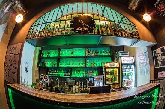 Alkotraz Shot Bar