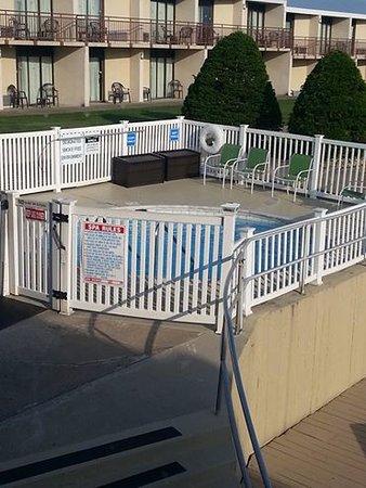 Red Lion Hotel Harrisburg Hershey: Hot tub