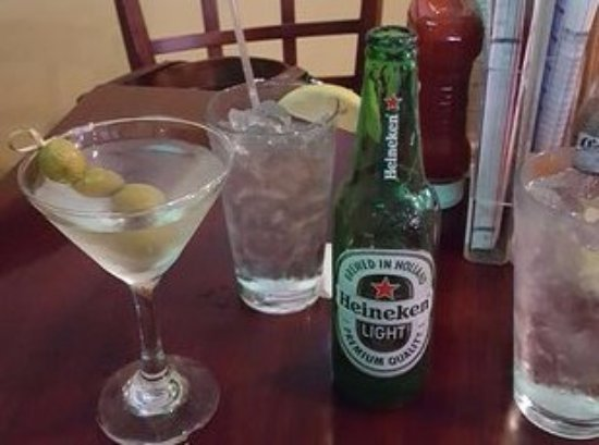 Goshen, NY: great Martini