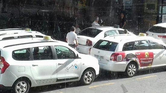 Taxi Puerto de la Cruz