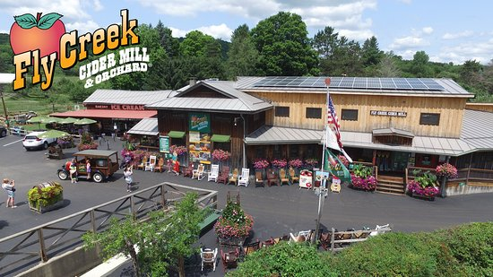 Fly Creek Cider Mill & Orchard