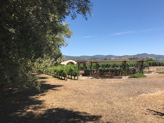 Oakville, Californien: Robert Mondavi Winery