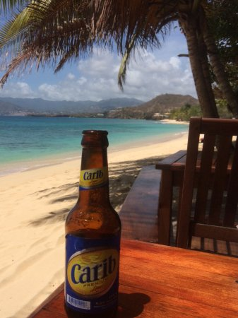 Westerhall, Grenada: Magazine Beach