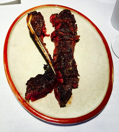 Axpe Achondo, Spain: Beef Chop
