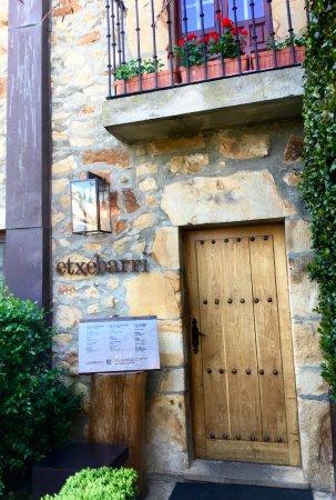 Axpe Achondo, Spain: Asador Etxebarri