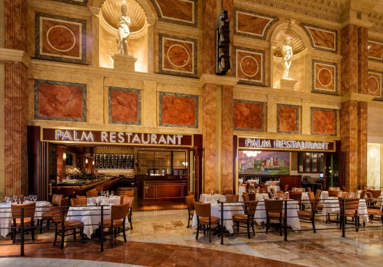 Great Restaurant In Caesar S Palace Review Of The Palm Las Vegas Nv Tripadvisor