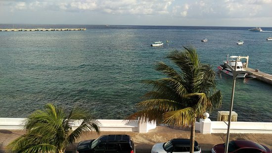 فيستا ديل مار بوتيك هوتل: beautiful ocean view