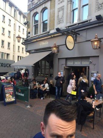 O'Neill's Wardour Street : photo0.jpg