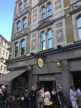 O'Neill's Wardour Street : photo1.jpg