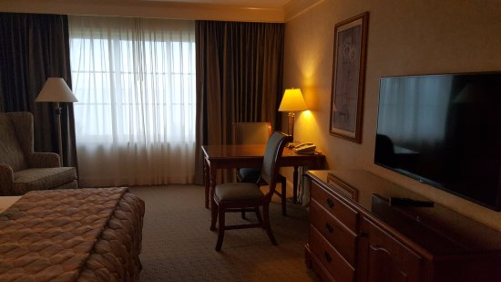 Burlingame, CA: King Size Bay View Room