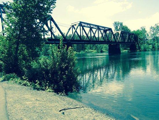 Corbett, OR: Bridge