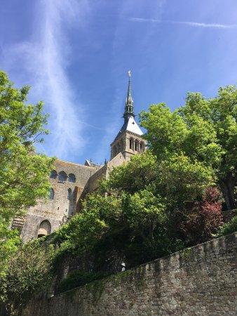 Abadía del Monte San Michel: photo1.jpg